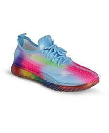 Women's Comet Tie-Dye Mesh Sneakers