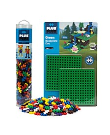 - Baseplate Duo and 240 Piece Construction Building Set (STEM)