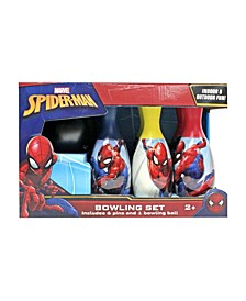 Spiderman Bowling Set