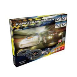 Furious Racer Road Racing Slot Car Set - Battery Operated