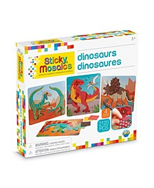 Dinosaurs Design Mosaic Craft by Numbers Kit - 2120 Pieces