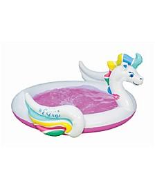 Pegasus Splash Pool - Unicorn