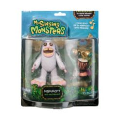 My Singing Monsters Fun Collectible Figures Toy - Mammot