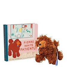 Pierre Waits Patiently Baby and Toddler Gift Set