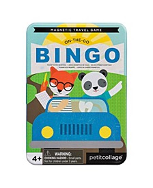 On-the-Go Bingo, Magnetic Travel Game
