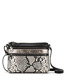 Reseda Mini Leather Crossbody