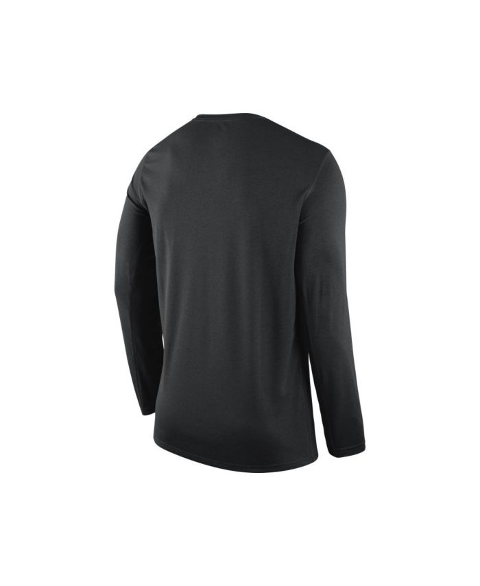 Nike Men's Los Angeles Lakers Practice Long-Sleeve T-Shirt & Reviews - NBA - Sports Fan Shop - Macy's