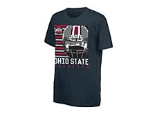 Ohio State Buckeyes Youth Helmet T-Shirt