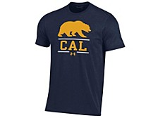 Men's University of California Golden Bears Performance Cotton T-Shirt