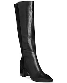 Women's Step N Flex Manila Pointed-Toe Boots, Created for Macy's