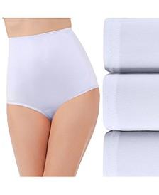 Women's 3-Pk. Ravissant Tailored Brief Underwear #15711