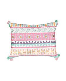 """Kids La La Llama Decorative Pillow, 14"""" x 20"""""""