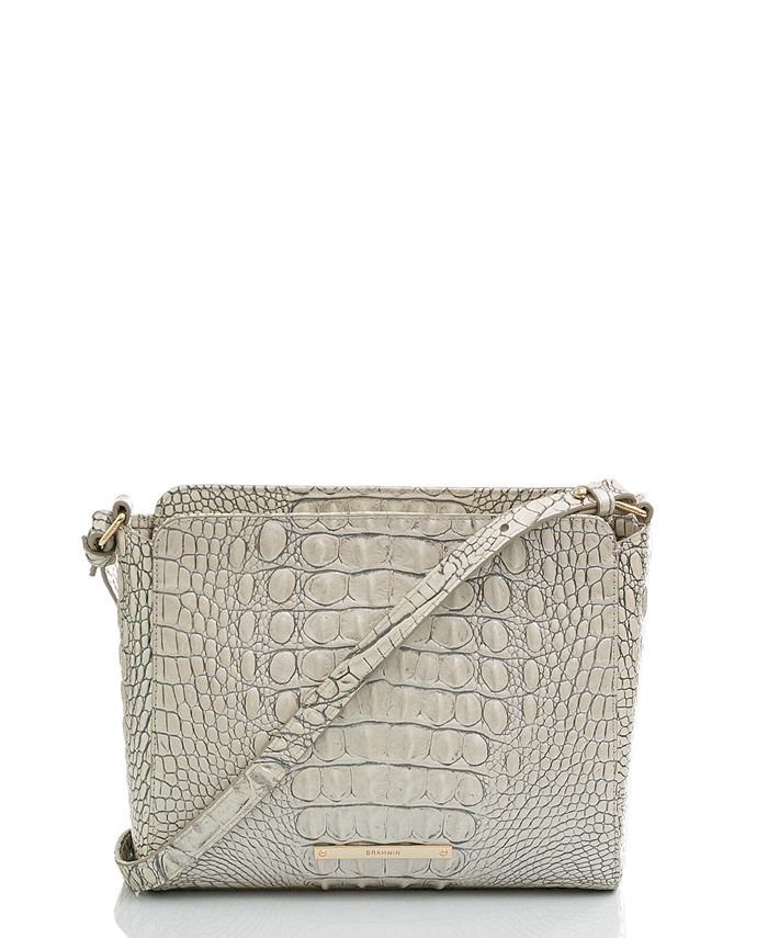 Brahmin - Carrie Andesite Melbourne Small Crossbody