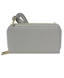Women's Mini Ultimate Double Zip Organizer Wallet