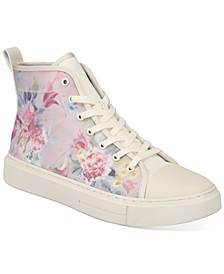 INC Men's Phoenix Lace-Up High-Top Sneakers, Created for Macy's