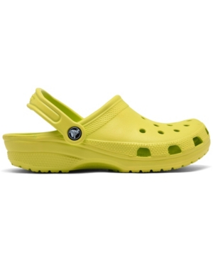 Crocs CLASSIC CLOGS FROM FINISH LINE