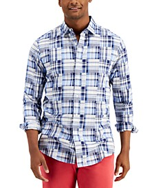 Men's Piece Printed Shirt, Created for Macy's