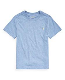 Toddler Boys Jersey Crewneck T-shirt