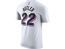 Miami Heat 2020 City Edition Player T-Shirt Jimmy Butler