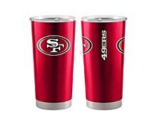 San Francisco 49ers 20oz. Bottle Tumbler