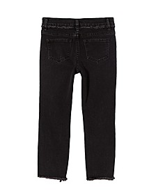 Toddler Girls Samantha Slouch Jeans