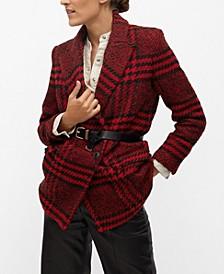 Women's Tweed Blazer