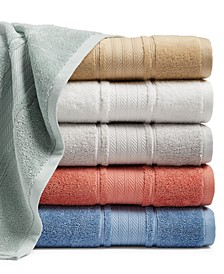 Egyptian Cotton Bath Towel Collection, Created for Macy's