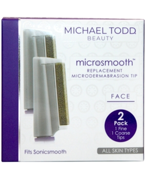 Microsmooth Sonic Microdermabrasion Tips For Sonicsmooth