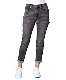 Juniors' Tom Girl Skinny Carpenter Jeans