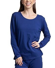 Women's Draped Back Lounge T-Shirt