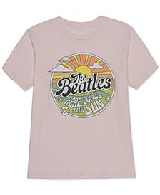 Juniors' The Beatles Graphic T-Shirt