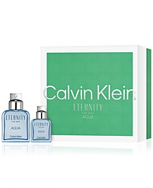 Men's 2-Pc. Eternity Aqua Gift Set