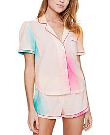 Ellie Cotton Color Spot Pajama Set