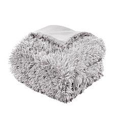 Emma Faux Fur Throw Blanket