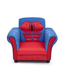 Marvel Spider-Man Figural Upholstered Kids Chair by Delta Children