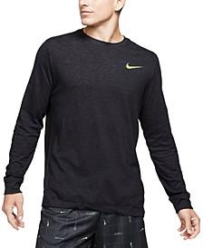 Men's Dri-FIT Long-Sleeve Training T-Shirt