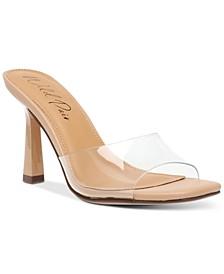Luuna Slide Dress Sandals, Created for Macy's
