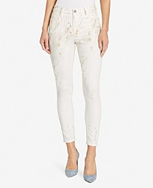 Women's Regular Highrise Skinny Ankle Jeans