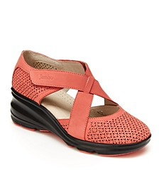 Women's Belize Casual Wedge Shoe