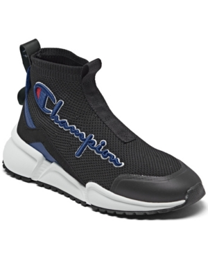 Champion LITTLE BOYS RALLY FUTURE MID CASUAL SNEAKERS FROM FINISH LINE