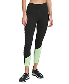 Logo Colorblocked Leggings