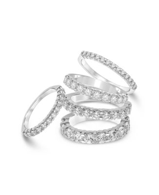 Diamond Band (1-1/2 ct. t.w.) in 14k White Gold