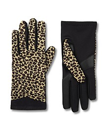 Women's Water Repellant Touchscreen Gloves