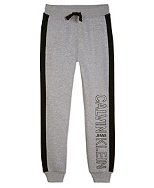 Big Boys Outline Logo Jogger