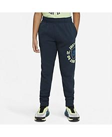 Big Boys Sportswear Just Do It Pants