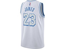 Los Angeles Lakers Men's City Edition Swingman Jersey - LeBron James