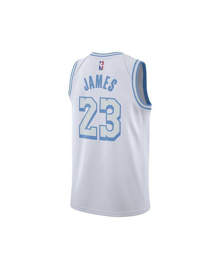 Nike Los Angeles Lakers Men's City Edition Swingman Jersey ...