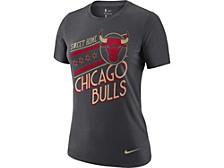 Chicago Bulls Women's City Edition T-Shirt