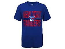 Kids New York Rangers Hustle T-Shirt