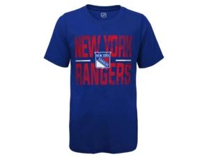 Outerstuff KIDS NEW YORK RANGERS HUSTLE T-SHIRT